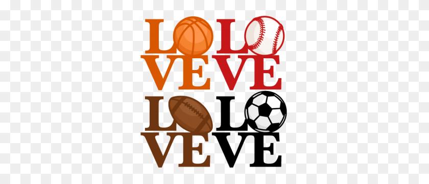 Love Sports Titles Scrapbook Cute Clipart Clip Art - Team Player Clipart