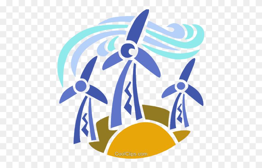 Lovely Wind Turbine Clipart Vermont S Energy Choices Old Dirty - Wind Turbine Clipart
