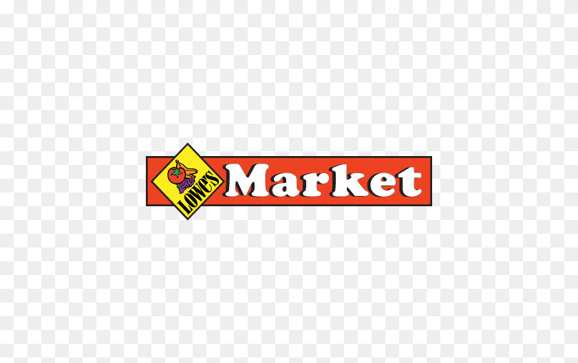 Lowe's Market Grocery Delivery In Midland, Tx - Lowes Logo PNG