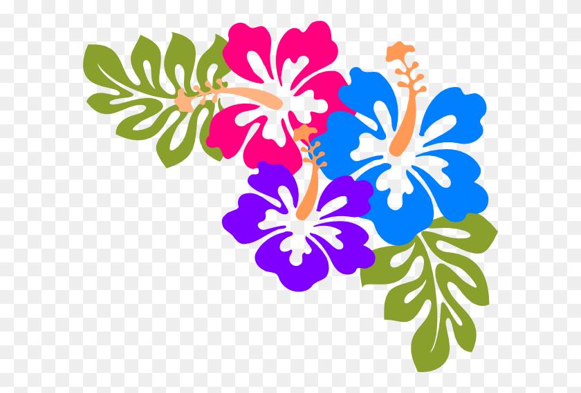 Luau Clip Art Clipart Images - Word Clip Art Borders