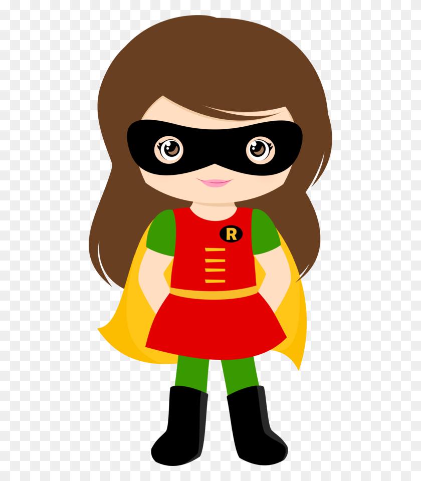 Luh Happy's Profile - Robin Superhero Clipart