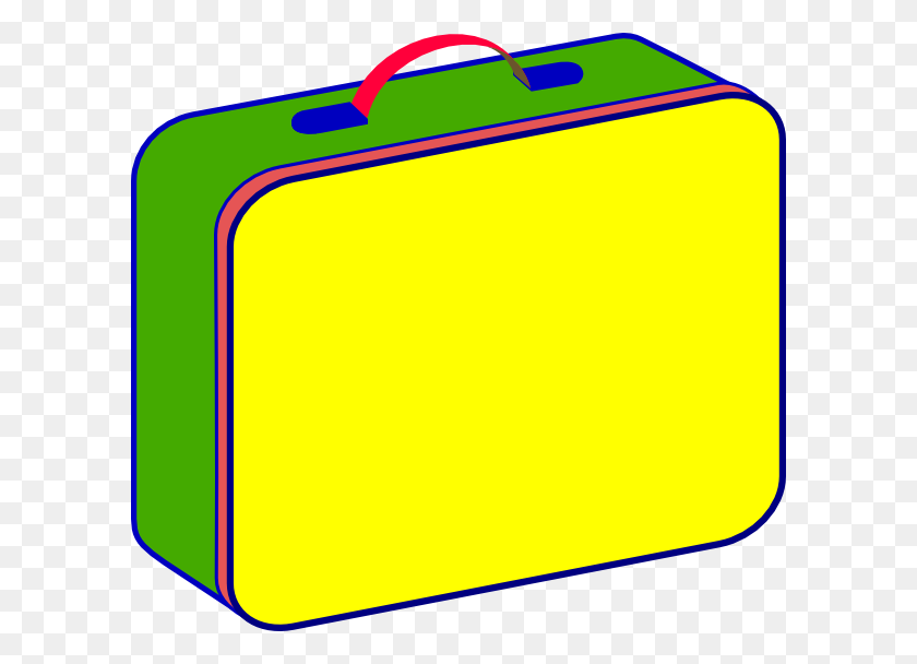 Lunch Box Clipart Snack Box - Leftovers Clipart