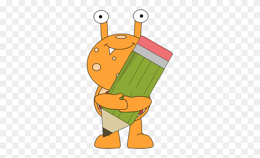 279x450 Lunch Clipart Monster - Lunch Break Clipart
