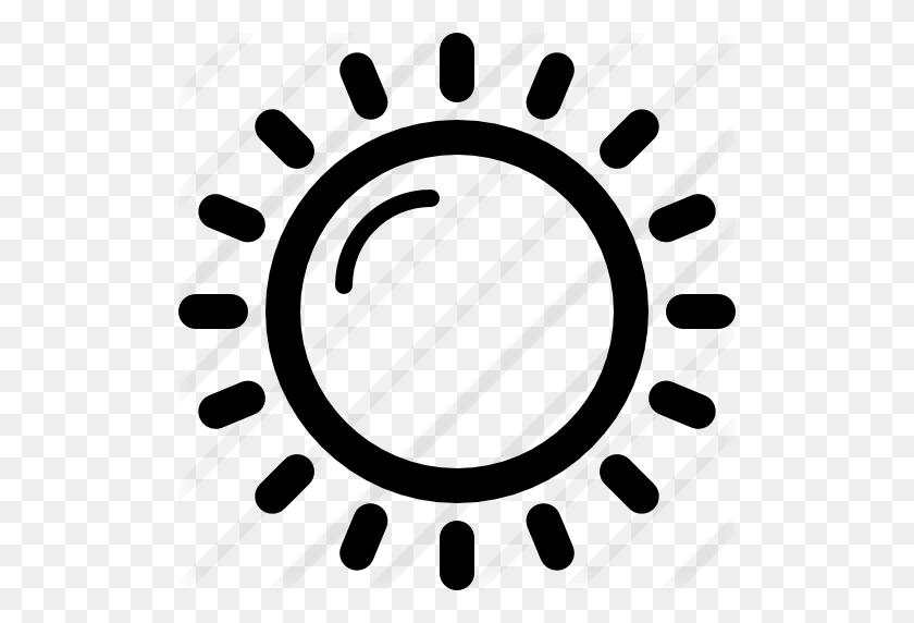 512x512 Luz Del Sol - Luz PNG