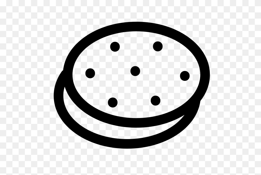 Macau Pastry Icons, Download Free Png And Vector Icons - Saturn Clipart Black And White