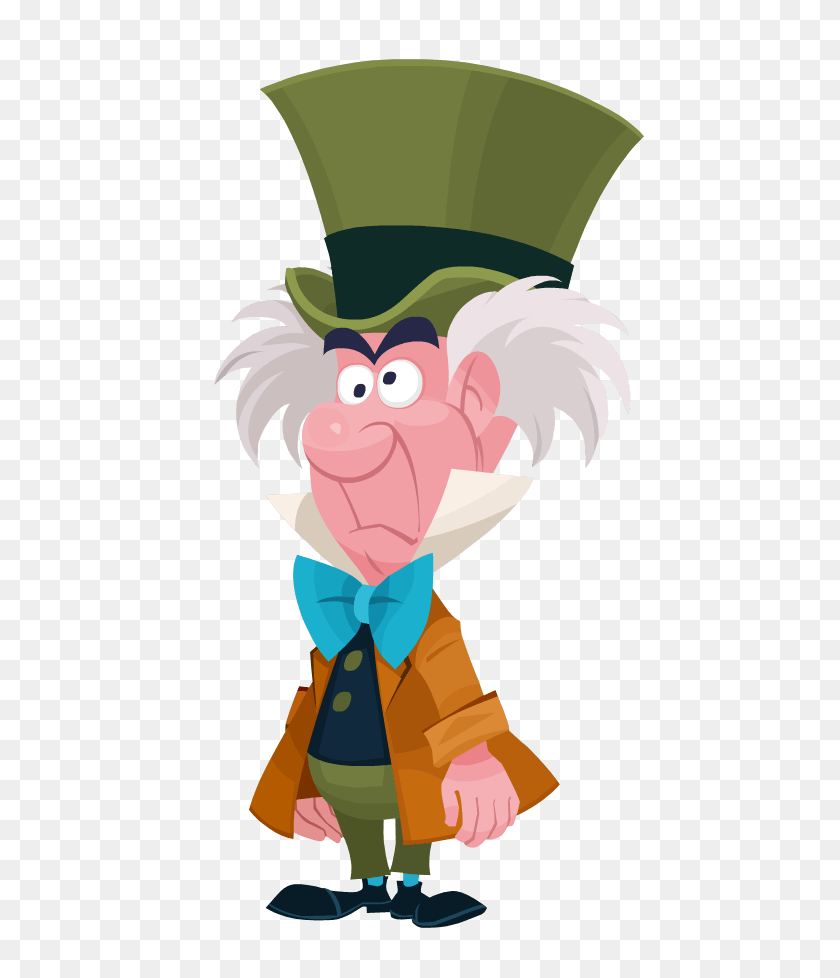 Mad Hatter Cliparts, Stock Vector And Royalty Free Mad Hatter Illustrations