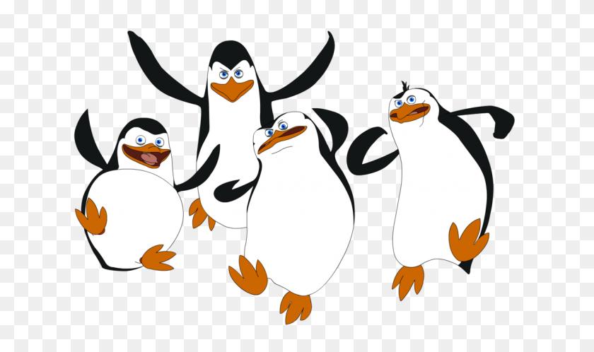 1191x670 Madagascar Penguins Png Image - Madagascar Clipart