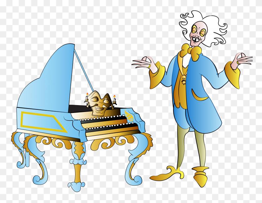 Maestro Cadenza - Maestro Clipart