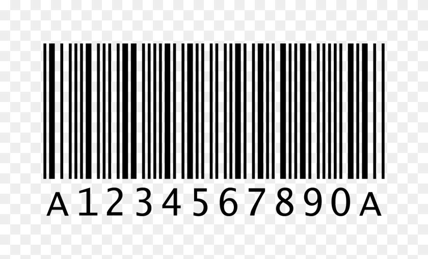 Magazine Barcode Png - Magazine Barcode PNG