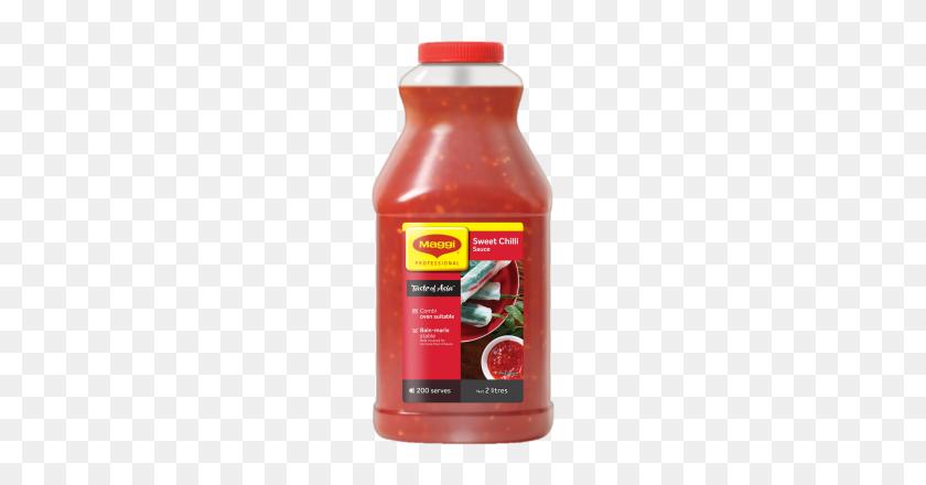 Maggi Taste Of Asia Sweet Chilli Sauce X Maggi - Sauce PNG