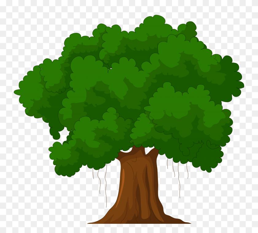 Magic Cartoon Pictures Of A Tree Green Png Cli - Magic PNG