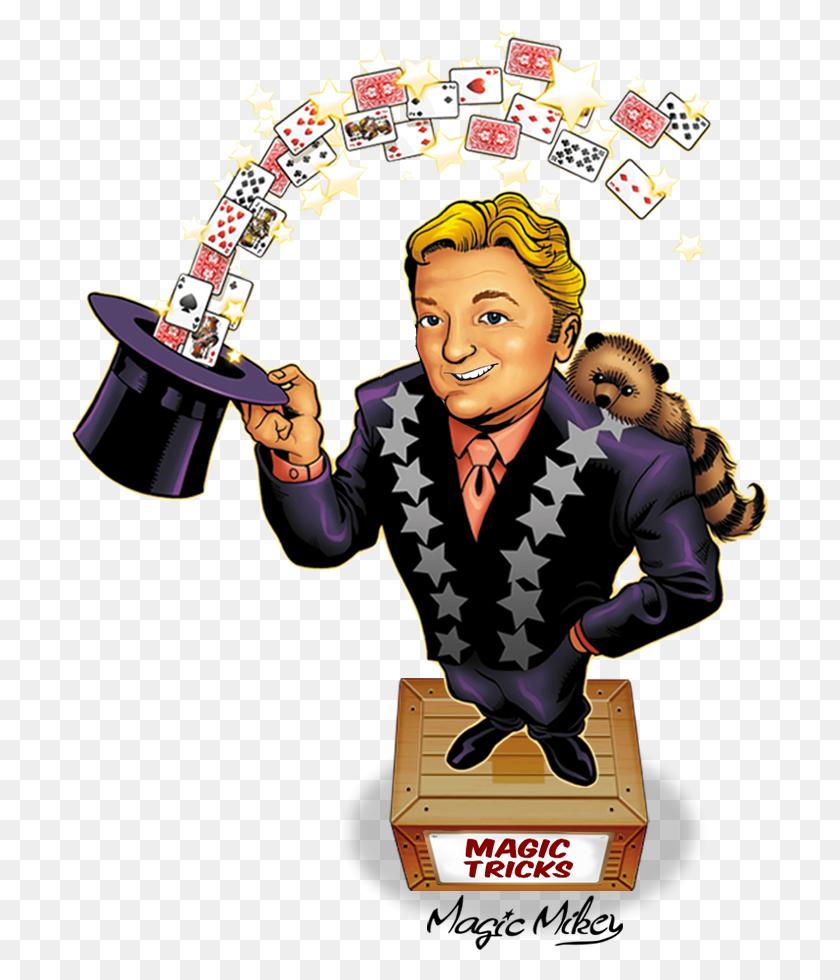 Magic Mikey Children's Entertainer Magic Shows London - Magic Show Clipart