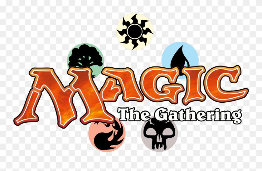 1588x994 Magic The Gathering Logo Crooked Anchor Comics - Magic Logo PNG