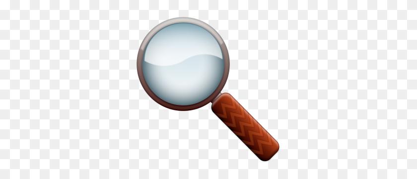 Magnify Clip Art Download - Spyglass Clipart