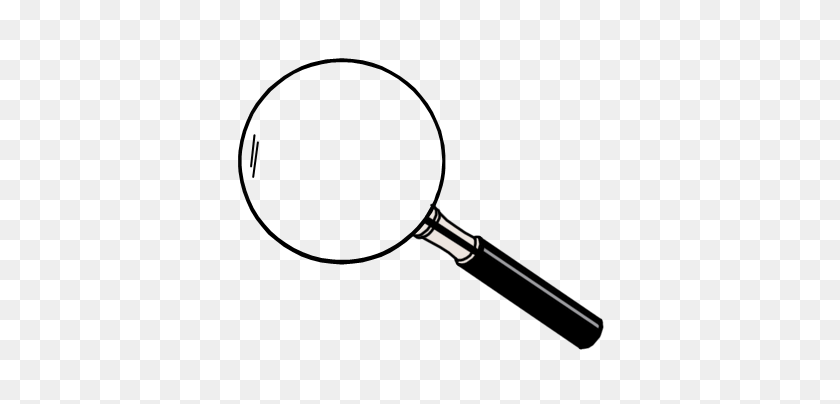 420x344 Magnifying Glass Clipart Free Clipart - Lupa Clipart