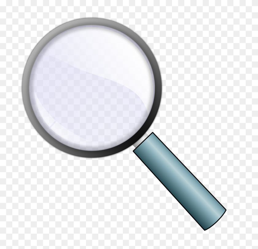 750x750 Magnifying Glass Computer Icons Download Lens - Looking Through Magnifying Glass Clipart