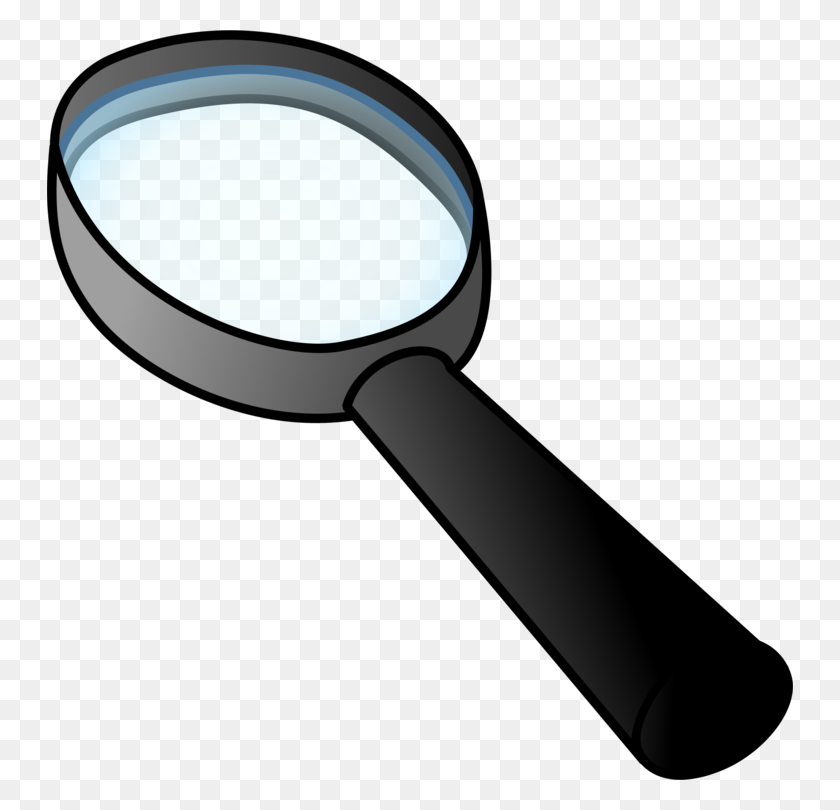 746x750 Magnifying Glass Drawing Computer Icons Magnifier - Scoop Clipart