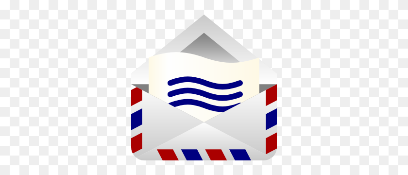 Mail Clipart - Mail Truck Clipart