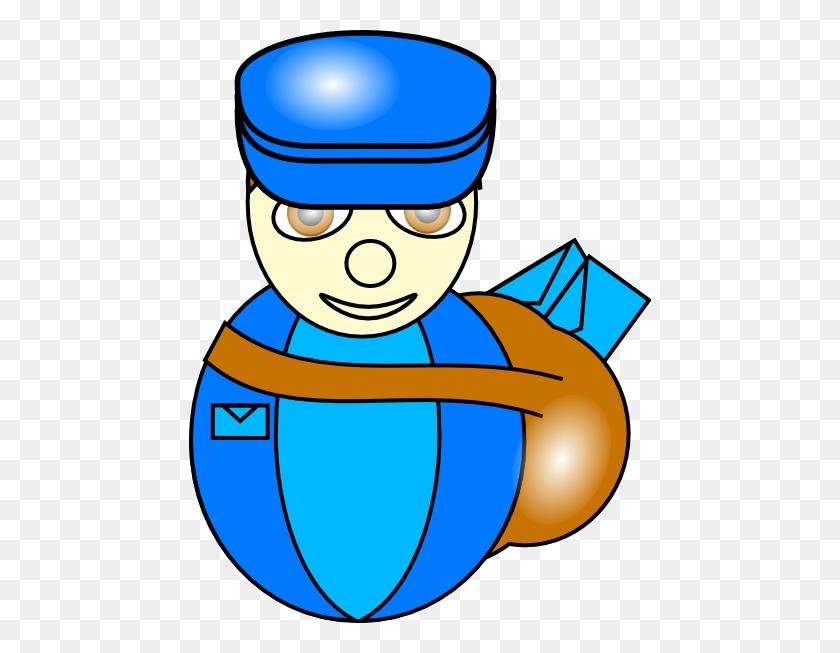 Mailman Clip Art - Mailman Clipart