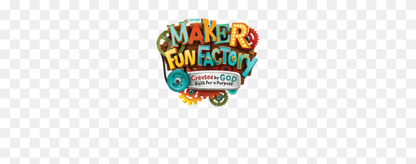 Maker Fun Factory Logos - Maker Fun Factory Clip Art