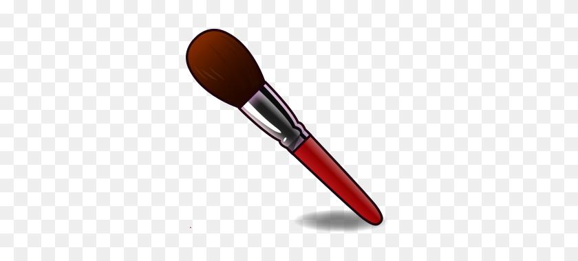 Makeup Brush Emoji Fresh Makeup Haircut - Makeup Emoji PNG