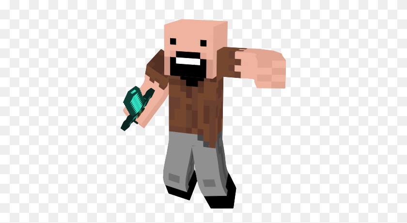 Making Minecraft Characters - Minecraft Characters PNG