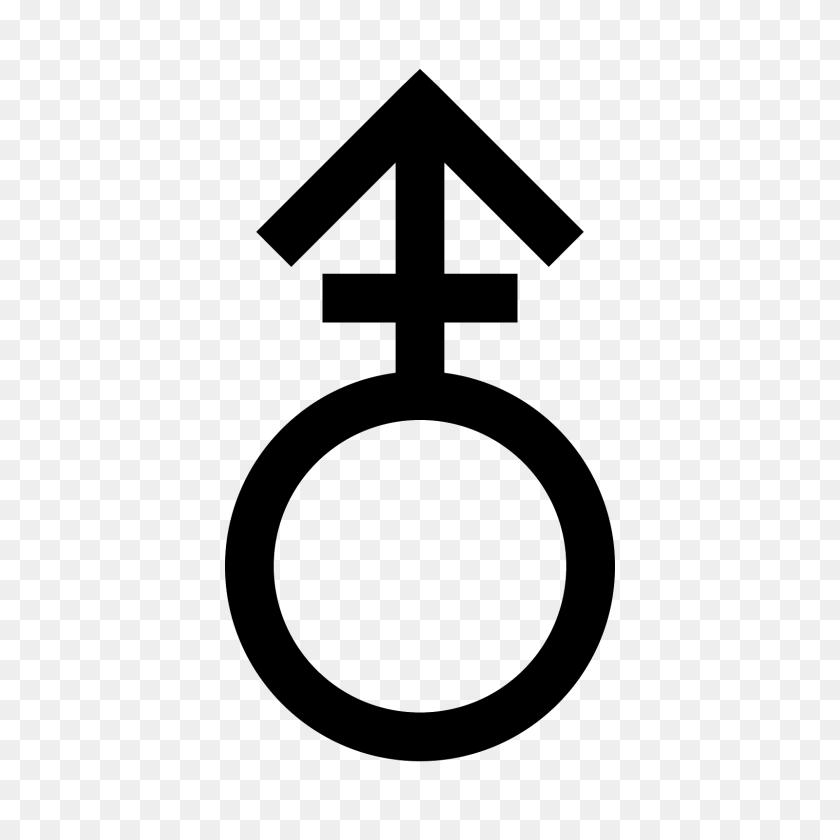 Male Stroke V Icon - Male Symbol PNG