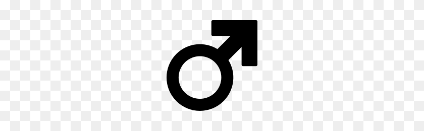 Male Symbol Icons Noun Project - Male Symbol PNG
