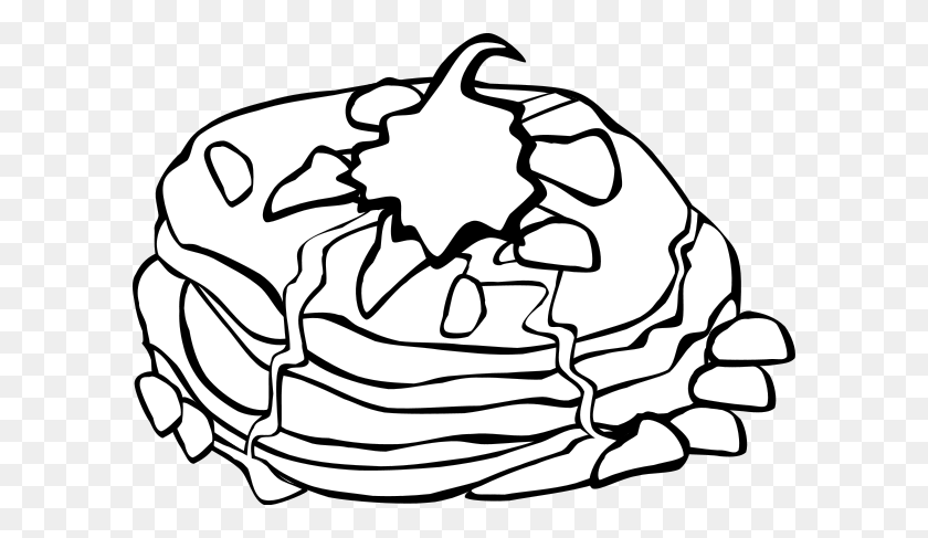 600x427 Man Eating Pancakes Png Clip Arts For Web - Pancake Breakfast Clipart