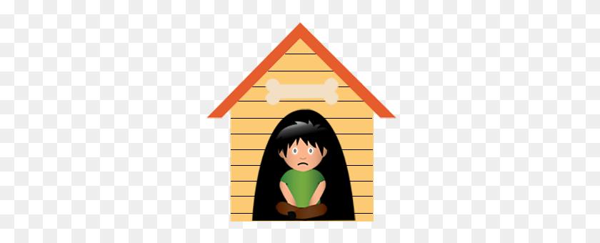Man In The Doghouse Emoji - Burn Clipart