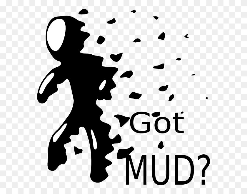 Man Mud Clip Art - Mud Clipart