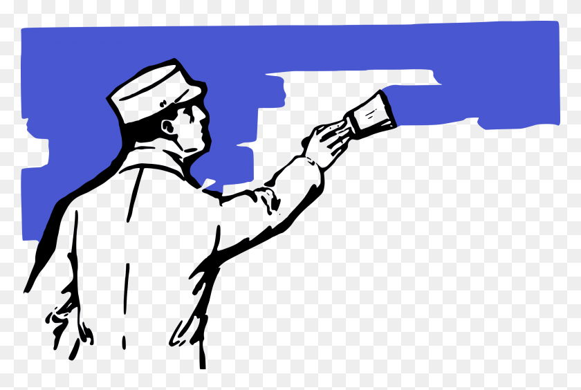 Man Painting Icons Png - Painting PNG