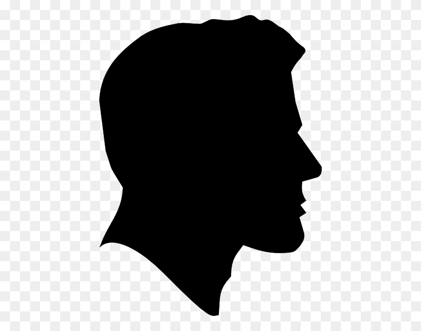 Man Profile Clip Art - Profile Clipart