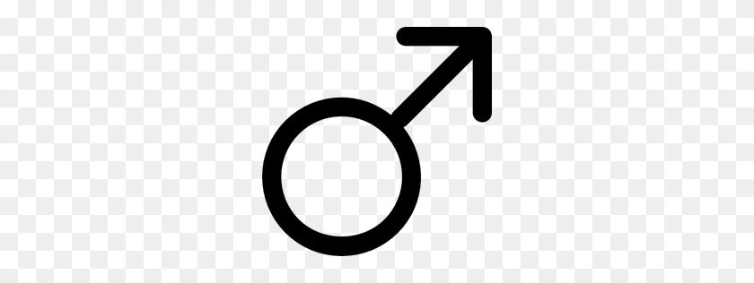 Man, Sign, Male, Symbols, Symbol, Males, Men, Masculine, Signs Icon - Male Symbol PNG