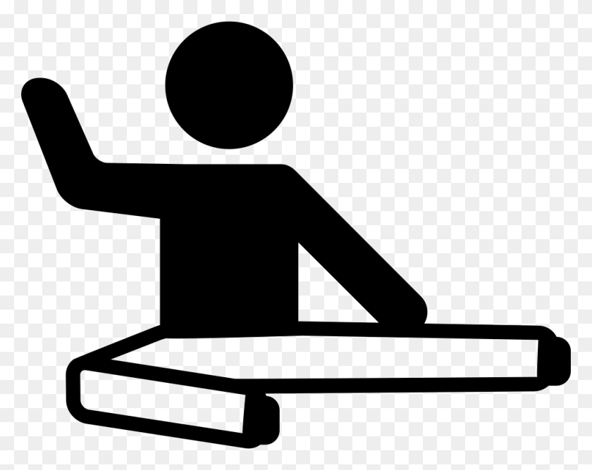Man Sitting Stretching Left Leg Png Icon Free Download - Man Sitting PNG