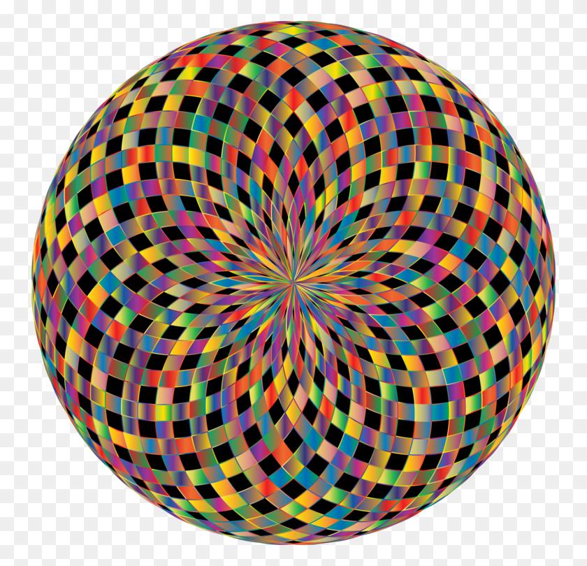 750x750 Mandala Art Calavera Circle Ring - Mandala Clipart