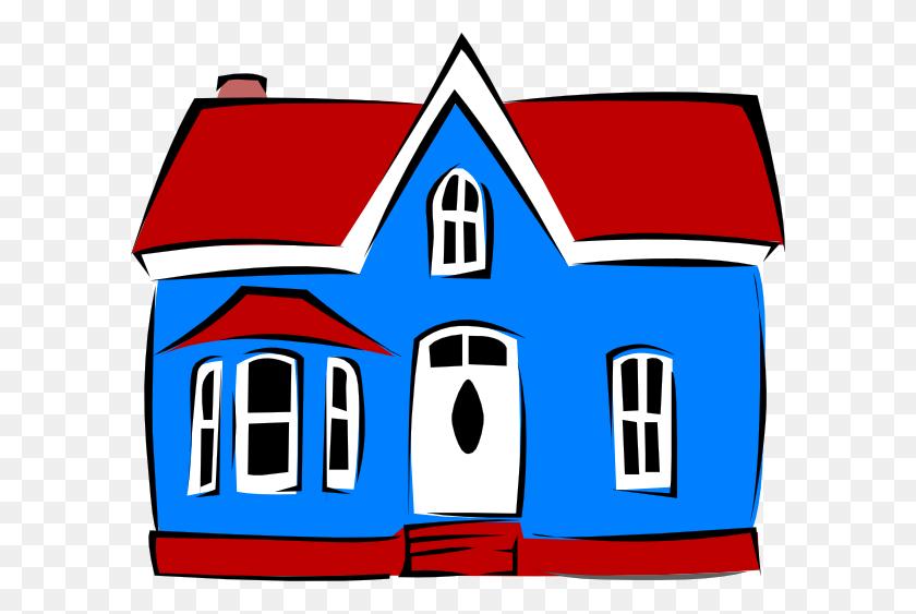Mansion Clip Art - Apartment Building Clipart