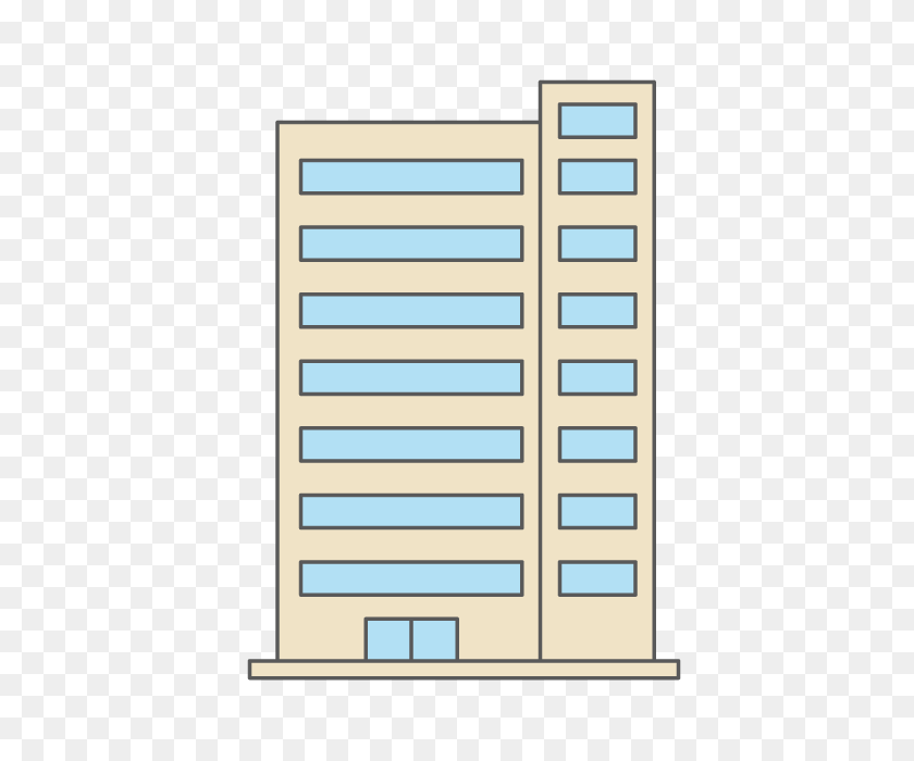 Mansion Skyscraper Free Illustration Distribution Site - Skyscraper Clipart