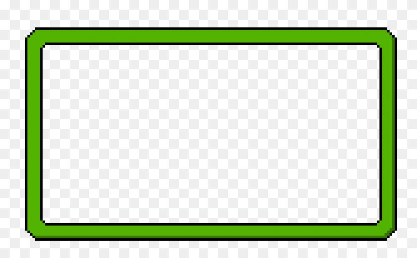 Marco Verde Pixel Art Maker - Marco PNG