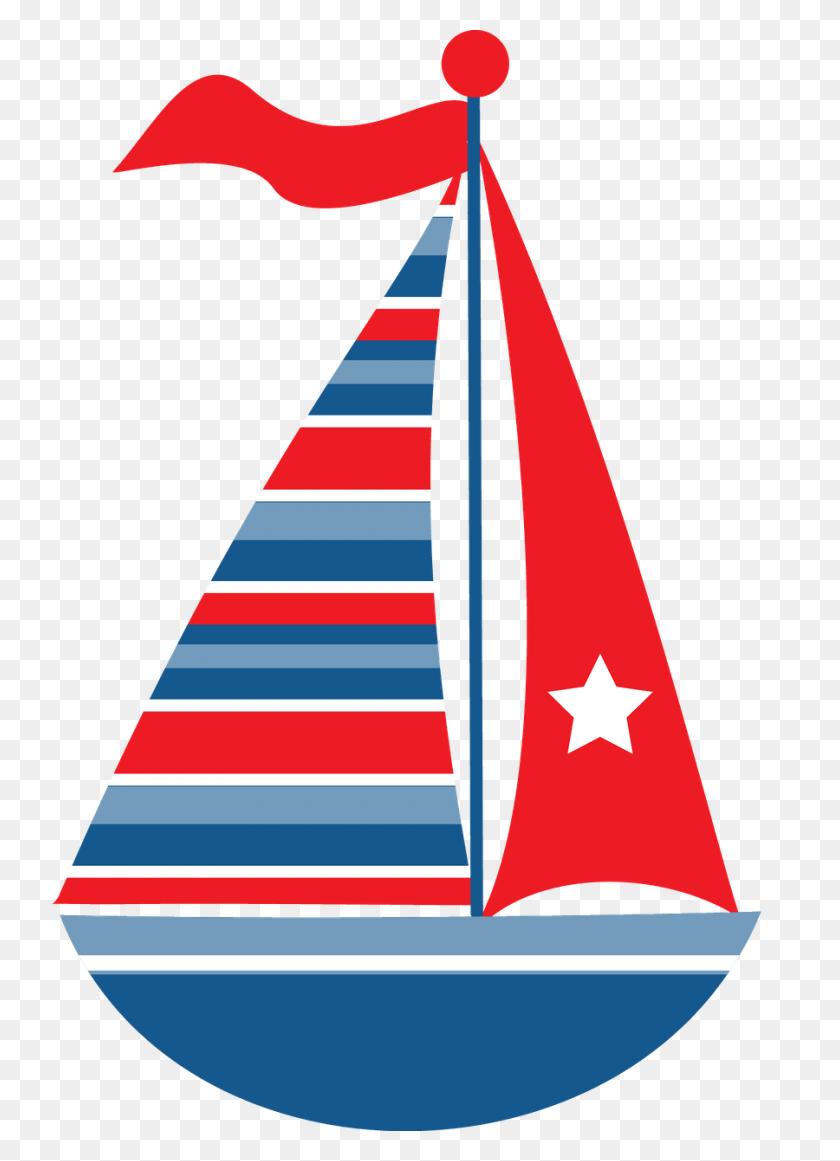Marinheiro - Nautical Baby Shower Clipart