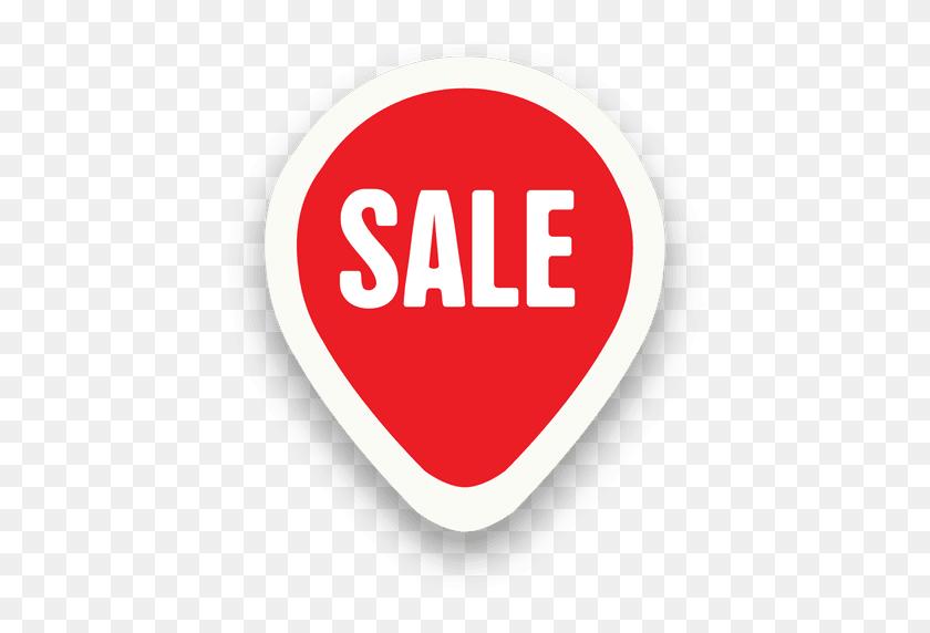 Marker Oval Sale Sticker - Sale Sticker PNG