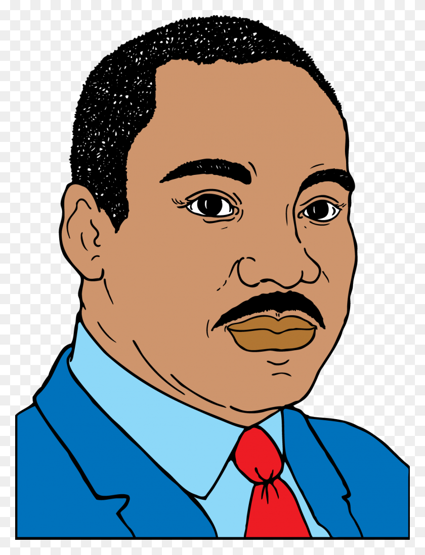 Martin Luther King Day Clip Art - Martin Luther King Day Clip Art