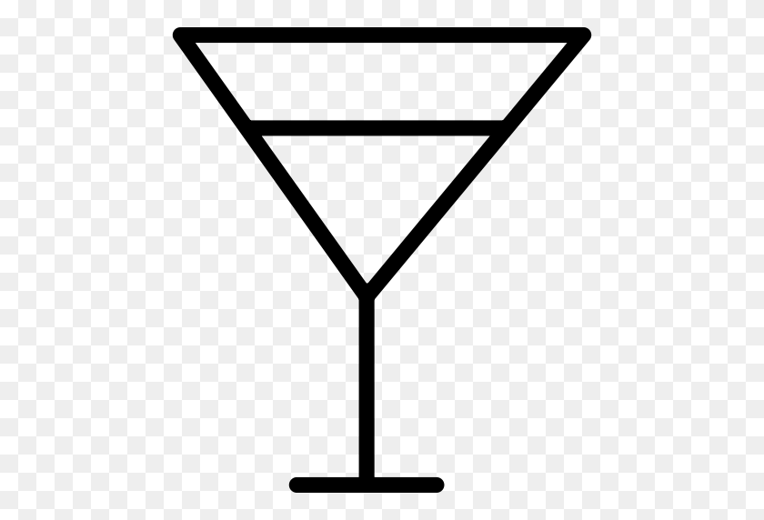 Martini Glass, Martini Icon With Png And Vector Format For Free - Martini Glass PNG