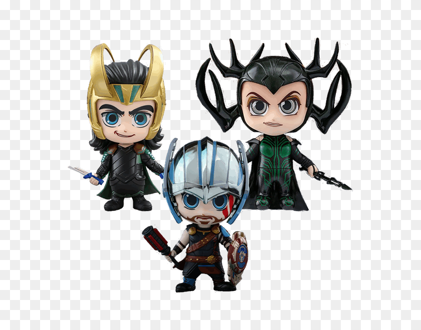 600x600 Marvel - Loki PNG