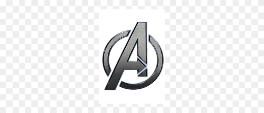 Marvel Avengers Silver Logo Vinyl Wall Sticker Various Sizes Ebay Avengers Logo Png Stunning Free Transparent Png Clipart Images Free Download