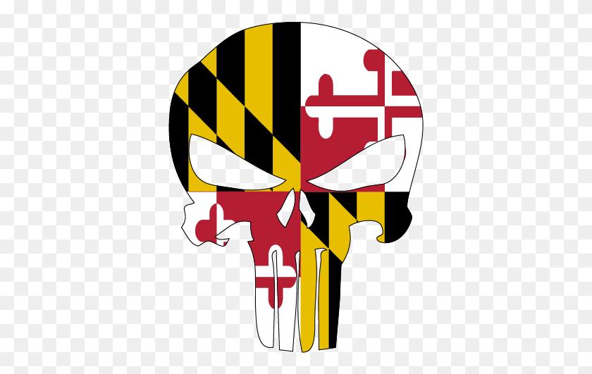 Maryland Punisher - Punisher Clipart