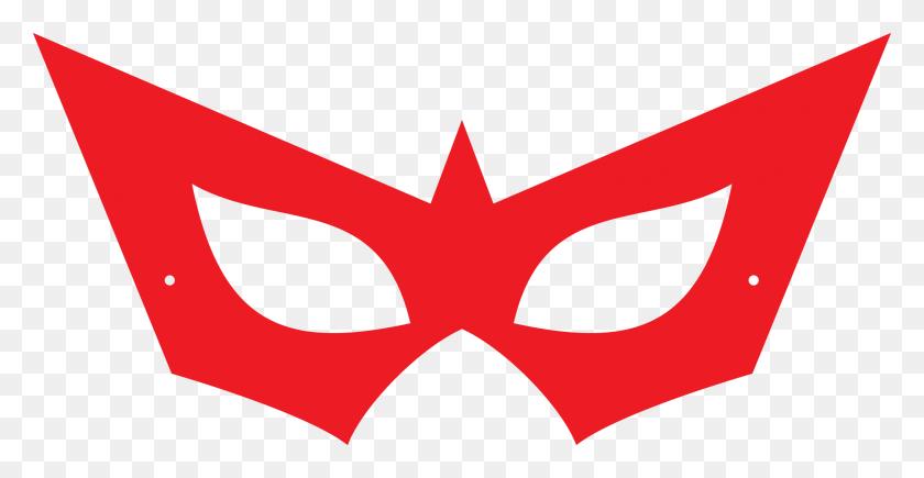 Mask Clipart Superhero Mask - Superhero Background Clipart