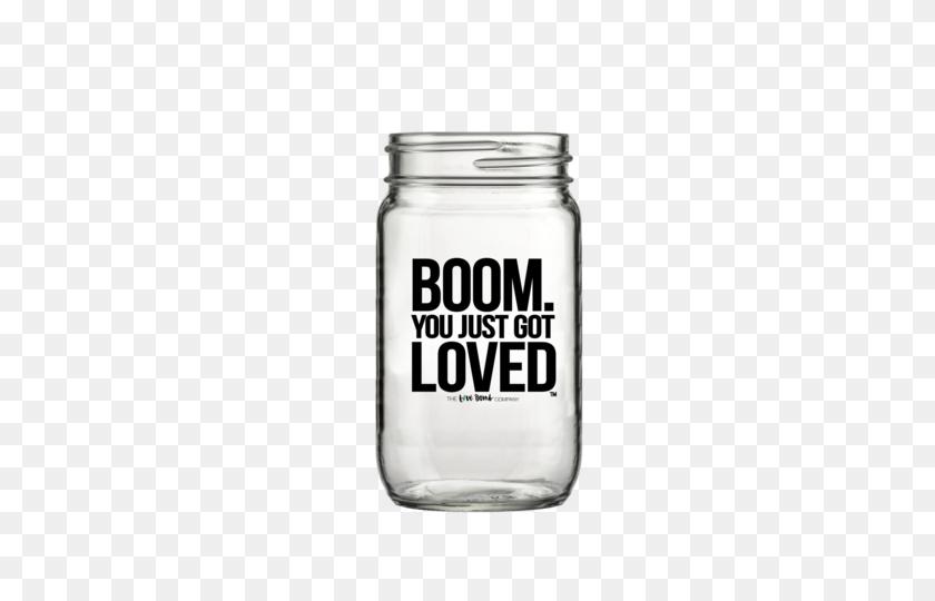 Mason Jars The Love Bomb Company - Mason Jar PNG