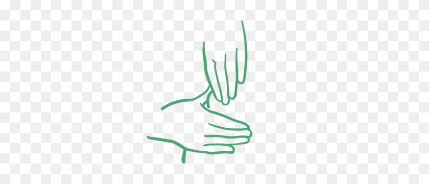 Massage Services Just Kneaded Massage - Massage Hands Clip Art