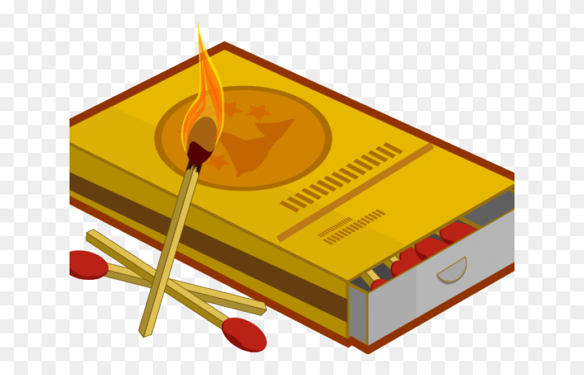 Match Clipart Match Box - Box Clipart PNG